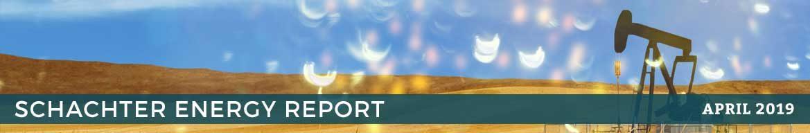 SCHACHTER ENERGY REPORT: April 26, 2019 - Index