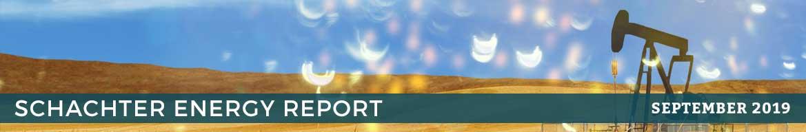 SCHACHTER ENERGY REPORT: September 26, 2019 - Index