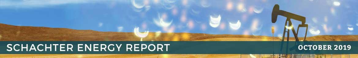 SCHACHTER ENERGY REPORT: October 31, 2019 - Index