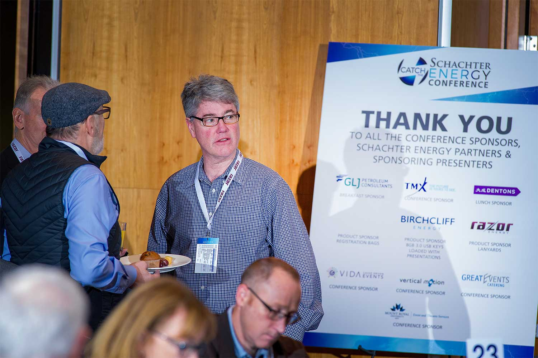 SCHACHTER ENERGY REPORT: October 31, 2019 - 1. Conference Recap