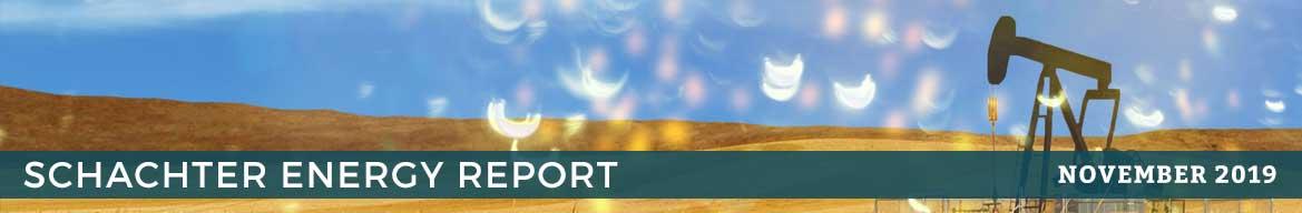 SCHACHTER ENERGY REPORT: November 21, 2019 - Index