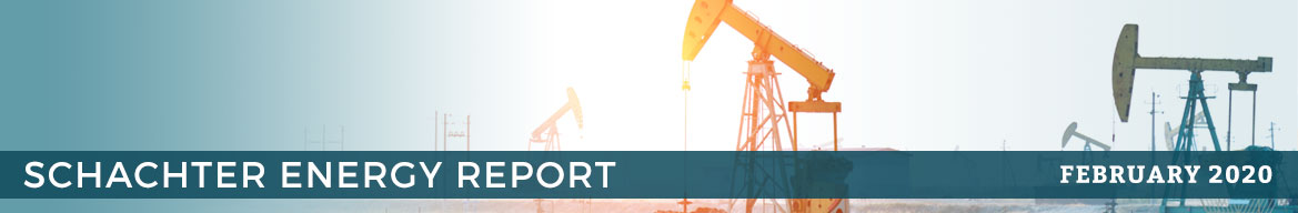 SCHACHTER ENERGY REPORT: February 21, 2020 - Index