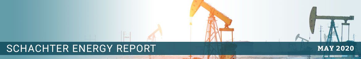SCHACHTER ENERGY REPORT: May 22, 2020 - Index