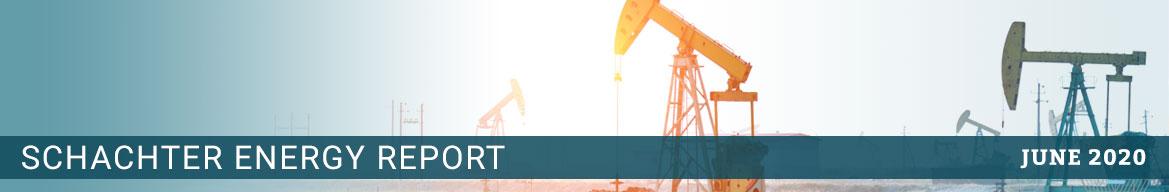 SCHACHTER ENERGY REPORT: June 18, 2020 - 1. Stock Market Overview