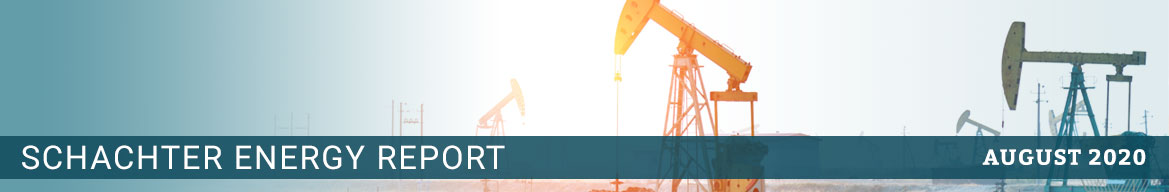 SCHACHTER ENERGY REPORT: August 27, 2020 - Index