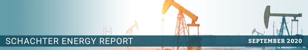 SCHACHTER ENERGY REPORT: September 24, 2020 - Index